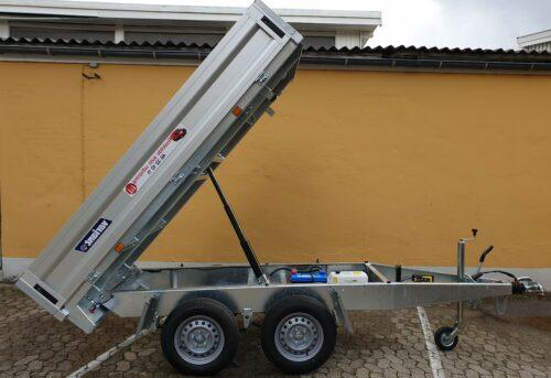 Trailer tip T 2000 kg